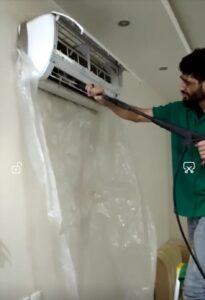 شركة تنظيف وغسيل مكيفات بالخبر